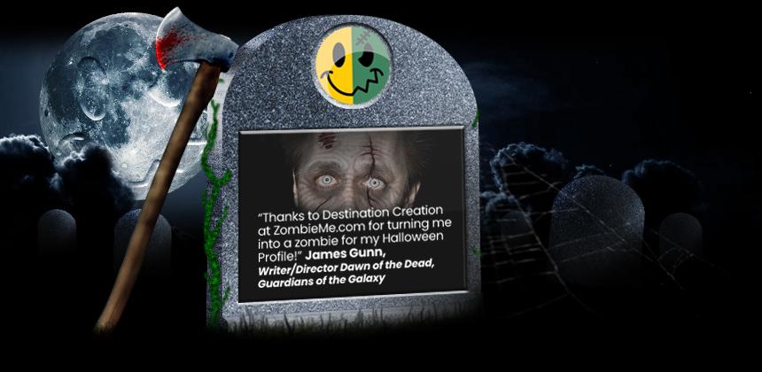 Halloween profile picture generator   Make a Creepy Facebook Profile