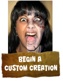 Begin a Custom Zombie Creation